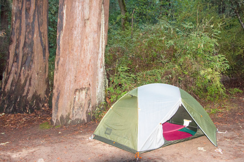 Visit Camping And Backpacking Skyline To The Sea